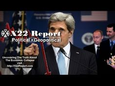 John Kerry: U.S. Patience With Syria & Russia Is Running Out - Episode 998b