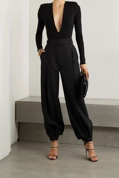 Suit Fashion, Fashion Outfits, Suits For Women, Clothes For Women, Cocktail Outfit, Looks Black, Looks Chic, Business Outfits, Mode Outfits