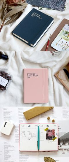 2018 Daily Appointment Planner