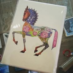 www.facebook.com/jewelsdroitwich. Jewellery and gift shop. New cards in stock! #newstock #cards #horse #jewelsdroitwich #droitwich #Worcestershire