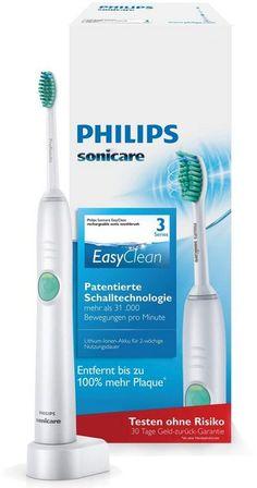 elektrische Schallzahnbürste m Philips Sonicare EasyClean Zahnbürste HX6510//22