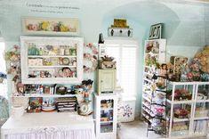 Picture Framed Shelves