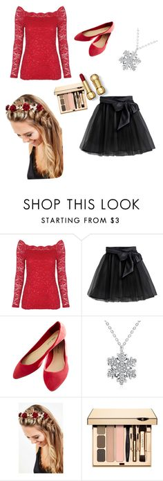 """""""Untitled #83"""" by kiwi21drexel ❤ liked on Polyvore featuring Little Wardrobe London, Wet Seal and Johnny Loves Rosie"""