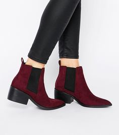 ASOS Reward Ankle Boots
