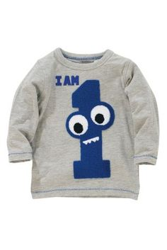 Buy I Am Boucle T-Shirt (1-7yrs) from the Next UK online shop