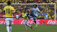 Eliminatoria Rusia 2018: Colombia le regala tres puntos a Argentina