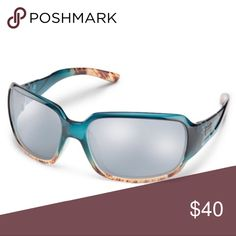 13266af9fe NEW Women s Suncloud Sunglasses Blue Tan Silver! New with tags! Selling  because they didn