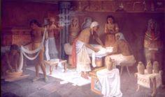 Mummification Scene, Harvey Spencer Lewis by robertocteixeira