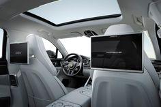 New Porsche Panamera long wheelbase - pictures   5   Auto Express