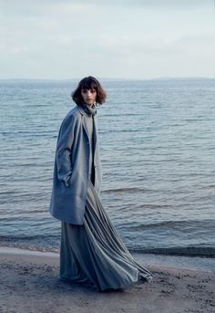 visual optimism; fashion editorials, shows, campaigns & more!: varma vindar: rebeca marcos by elisabeth toll for elle sweden december 2014