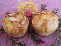 Muffins de Limão com Pedaços de Chocolate Branco