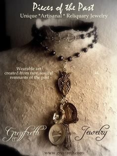 Greyfreth Jewelry -- Pieces of the Past