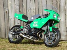 Kawasaki ER - The Motorcycle Factory - Ottonero