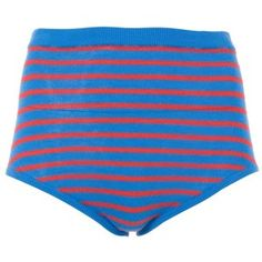 HENRIK VIBSKOV BETUTTE KNICKERS STRIPY COTTON/VISCOSE -