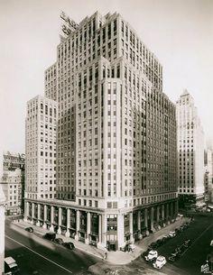 Old General Motors Building