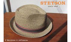 Stetson chapeau femme Grants Toyo #stetson #raffia