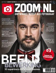In deze editie van Zoom.nl magazine: + Fashionfotografie. Van moodboard tot modefoto + Optimaal resultaat onder alle weersomstandigheden + Verras je makelaar. Je eigen woning op zijn mooist vastgelegd + Zo fotografeer je kinderen op hun best. Handige tips voor elke leeftijd + Getest: Sony RX1RII Compacte Fullframe met enorme resolutie + Ook in de test: Wat is de beste schoonmaakservice voor je sensor?