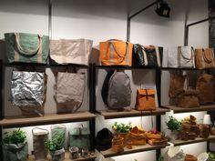 ❤️ UASHMAMA Taschen aus Italien #handtaschenauspapier