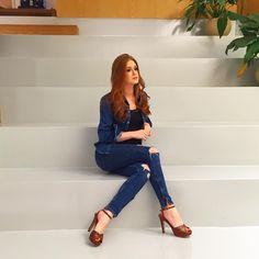Que linda essa sandália @mrcatoficial Amei! #mrcat