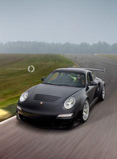 Champion Motorsports Porsche 911 GT3 RSR, V.I.R. (Alton, VA)