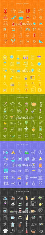 고래 나무 바다 선글라스 섬 수영복 아이콘 여름 방학 여행 음료 ...