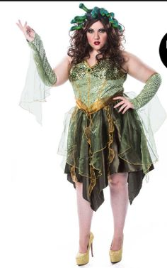 Are you looking for an Exotic Plus Size Medusa Costume and Accessories for next costume party? You find everything for your Medusa look along with tutorials  sc 1 st  Pinterest & Love these Marilyn Monroe Costume Ideas For All Shapes and Sizes ...