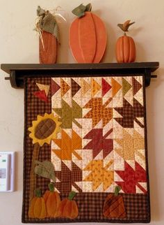 Autum quilts
