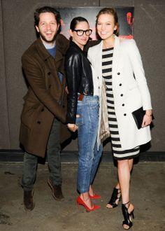 Derek Blasberg, Jenna Lyons, Karlie Kloss - The Cut