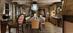 Luxury chalet Courchevel Chalet Grande Roche