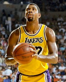 94447af6a97beb 32 Best Magic Johnson Best Player in NBA History images
