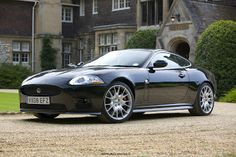 Jaguar XKR-S. Press presentation, May 2008