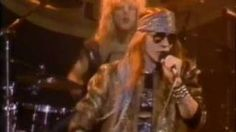 Guns and Roses live at the ritz 1988