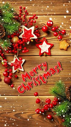 Merry Christmas and happy new year Christmas Mood, Noel Christmas, Merry Christmas And Happy New Year, Christmas Pictures, Christmas Wishes, Christmas Greetings, Christmas Wreaths, Christmas Decorations, Xmas