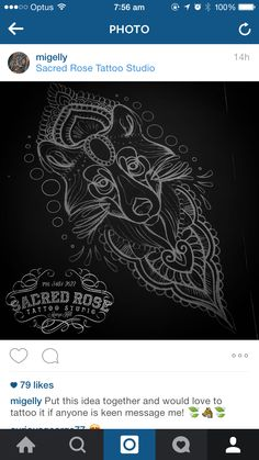 Wolf drawing wolf tattoo geometric mandala dotwork henna design up for grabs - please do not copy By @migelly