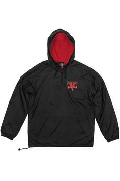 99733d8a1f57 The Skate Goat Coach Pull Over Hoodie from Thrasher. Skategoat coach hoodie  with polyester shell