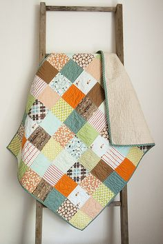 a little gnome quilt. | Flickr - Photo Sharing!