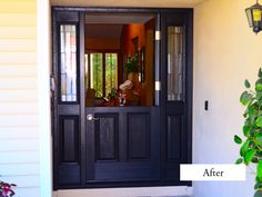 Double Entry Doors Fiberglass after: modern double entry doors. thermatru fiberclassic smooth