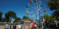 Bay Beach Amusement Park. Green Bay, WI