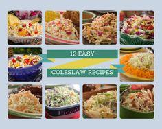 12 Easy Coleslaw Recipes | mrfood.com