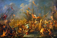 The Roman Republic Was Teetering. Then a Volcano Erupted 6,000 Miles Away. - The New York Times Battle Of Actium, United States Geological Survey, Marble Columns, Roman Republic, Pine Forest, Ancient Rome, Roman Empire, Historian, Art