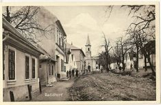 Rača Bratislava, Old Town, Times, Country, Nostalgia, Pictures, Old City, Rural Area, Country Music
