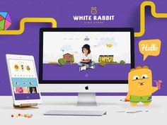 다음 @Behance 프로젝트 확인: \u201cWhite Rabbit - Kids Toys & Clothing Store\u201d https://www.behance.net/gallery/41990295/White-Rabbit-Kids-Toys-Clothing-Store