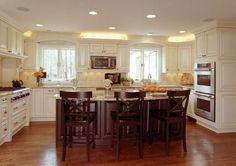 kitchen renovation ideas | Kitchen remodeling design | Luxury Home Decor