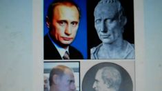 Putin is a clone of Julius Caesar, Obama is a clone of an Egyptian Pharaoh and George Bush Sr.