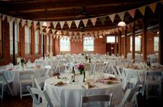 Whimsical, eco-friendly wedding for sale :  wedding eco friendly recycled diy reception decor pink green white ivory reception Decor Picture