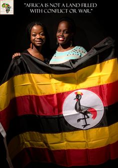 Africa is not a country': campaign to breaks down stereotypes