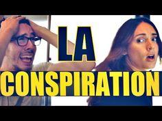 La conspiration - Natoo ( feat Kemar, Cyprien, Squeezie, Mister V et Ludovik ) - YouTube