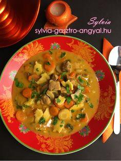 Sylvia Gasztro Angyal: Favágó leves