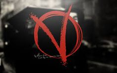 May be my next tattoo V For Vendetta Wallpapers, V Pour Vendetta, Dark Pictures, Anonymous, Tattoo, Image, Logo, Jewelry, Art