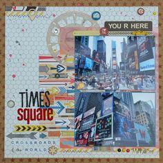 New York City - Times Square by marine23simon @2peasinabucket